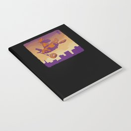 Trick or Treat Witchling Notebook