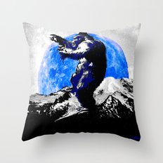 KING KONG: I'M PRETTY SURE IT'S LOVE! Throw Pillow