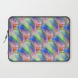 Balls softcolored Laptop Sleeve