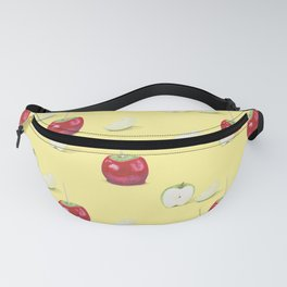 Toffee Apples Pattern Fanny Pack