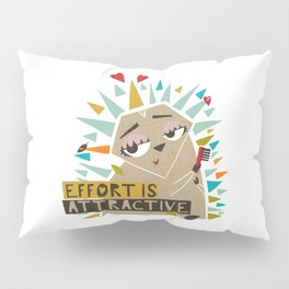 The attractive hedgehog Pillow Sham
