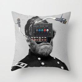 Marshall · Crop Circle Throw Pillow