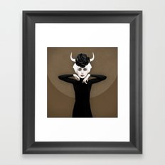 Sever Framed Art Print