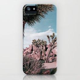 El Cielo es Azul iPhone Case
