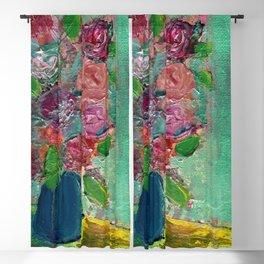 Spring Bouquet 3 Blackout Curtain