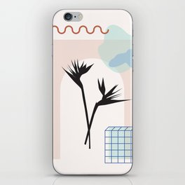 // Royal Gardens 01 iPhone Skin