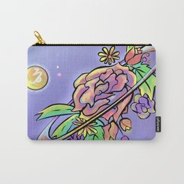 Saturnalia-Capricorn's Sonnet Carry-All Pouch