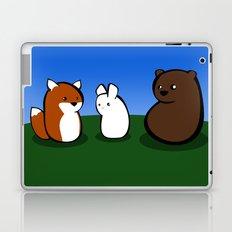 Animal Marshmallow Laptop & iPad Skin