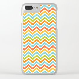 Montez Clear iPhone Case