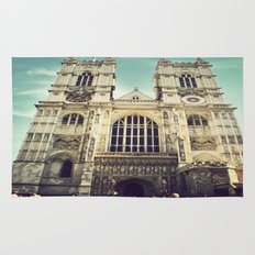 Westminster Abbey Rug