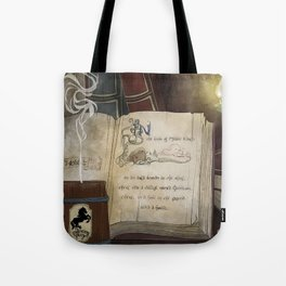 There and Back Tote Bag