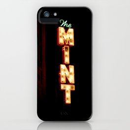 The Mint iPhone Case