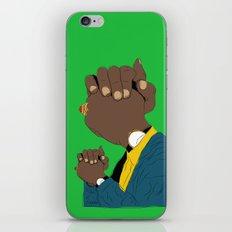 Knuckle Head I - George iPhone & iPod Skin