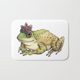 Frog Prince Bath Mat