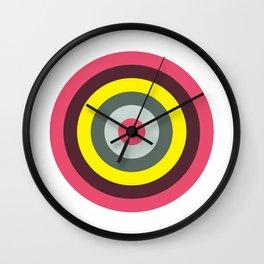 Target II Wall Clock