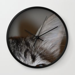 Advantage Point Wall Clock