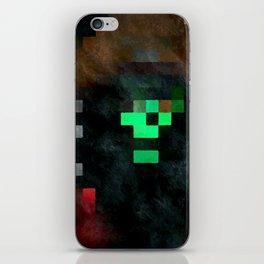 ZOMBIE VOODOO PIRATE iPhone Skin