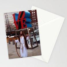 Love Jesus Stationery Cards