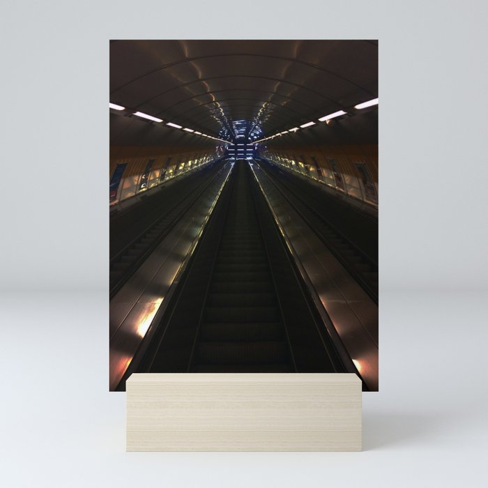 Stairway to awesomeness Mini Art Print