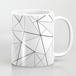 Folded geometric pattern Coffee Mug