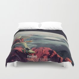 Figuring Out Ways To Escape Duvet Cover