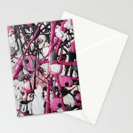 Passionate About Pink Stationery Cards