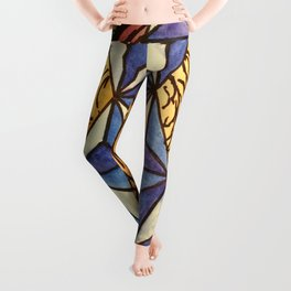 Geo Space Leggings