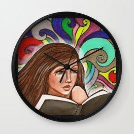 Pure Imagination Wall Clock