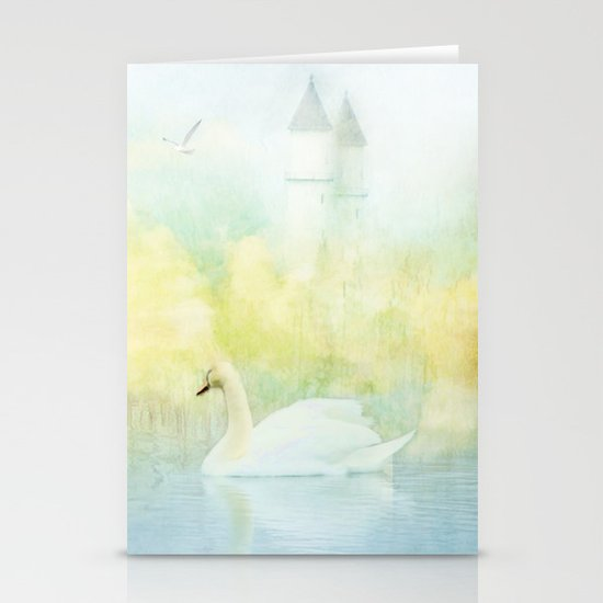 Mystical Dance Stationery Cards