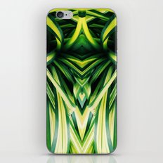 50 Shades of Green (3) iPhone & iPod Skin