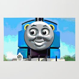 Thomas Has A Smile Rug