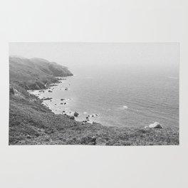 CALIFORNIA COAST VI / Muir Beach, California Rug