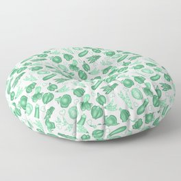 Eat Your Greens Floor Pillow