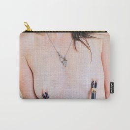 PiNCH ME iM DREAMiNG Carry-All Pouch