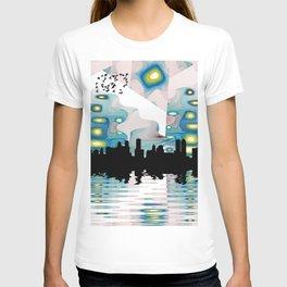 City of Many Suns T-shirt