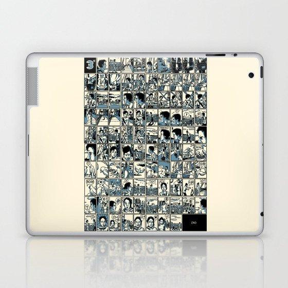 Three Degrees Laptop & iPad Skin