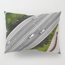 Art from above Pillow Sham
