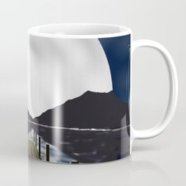 The Moon Dock Coffee Mug