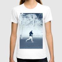 run T-shirts featuring run by habish