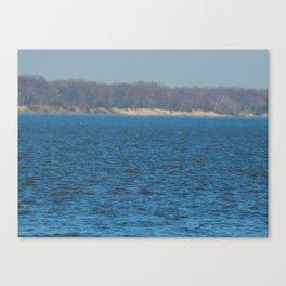 Warm enough for Leesylvania State Park! Canvas Print
