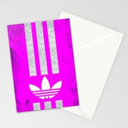 Unique Batik Adidas Pink Case Stationery Cards