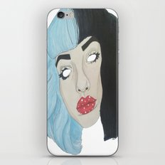 Melanie Martinez iPhone & iPod Skin
