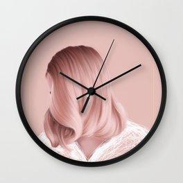 Candyfloss Wall Clock