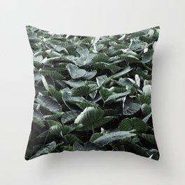 Flora Azores Throw Pillow