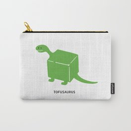 Tofusaurus Carry-All Pouch