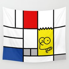 Art Simpson Wall Tapestry