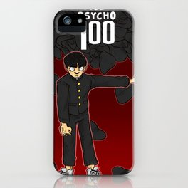 MP100 iPhone Case