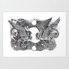 Tempest Art Print