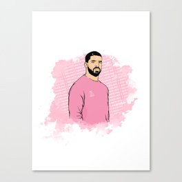 1-800-HOTLINEBLING Canvas Print