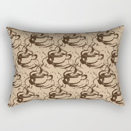 Java Love by Kathy Morton Stanion Rectangular Pillow